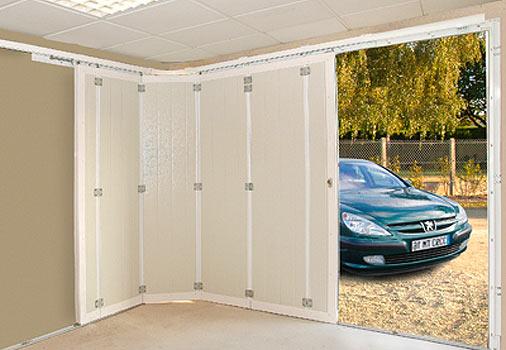 Comment poser une porte de garage coulissante aluminium - Poser une porte de garage coulissante ...